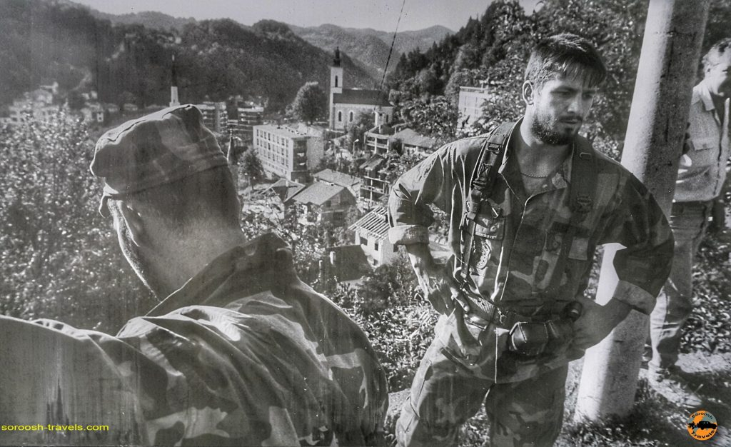 موزه قربانیان نسل کشی بوسنی، سربرنیسا