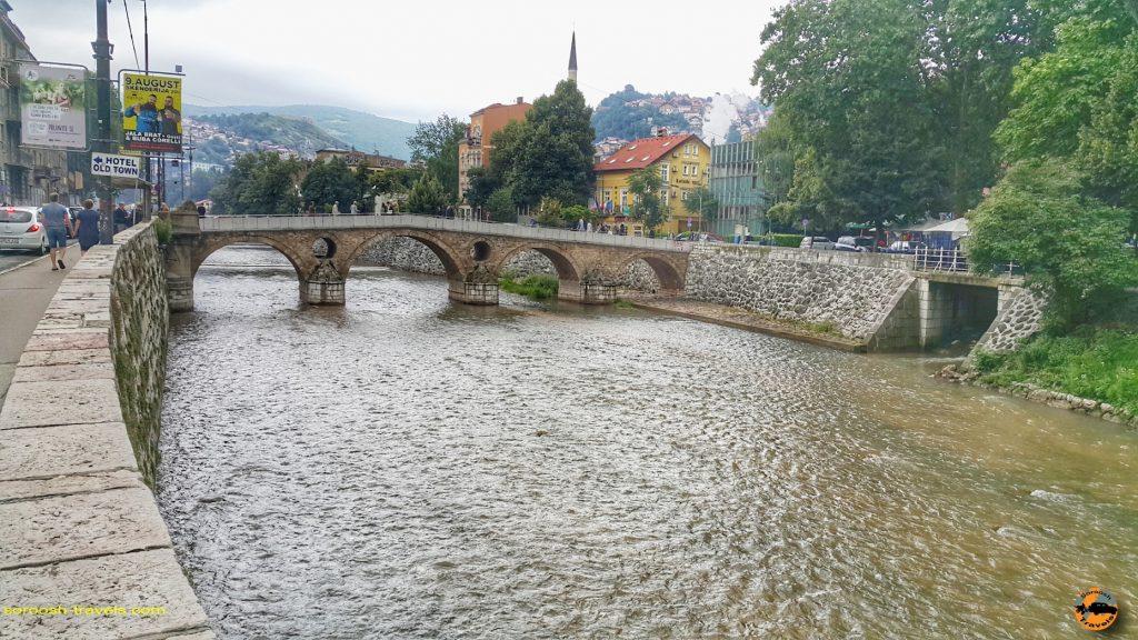 پل قدیمی شهر سارایوو