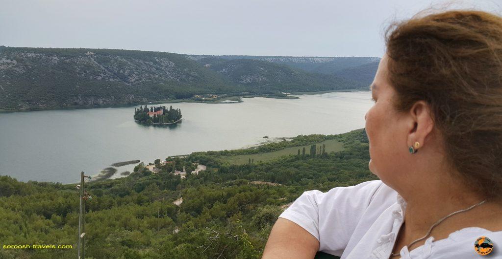 پارک ملی شگفت انگیز کرِکا در کرواسی – ۲۵ تیر ۱۳۹۷