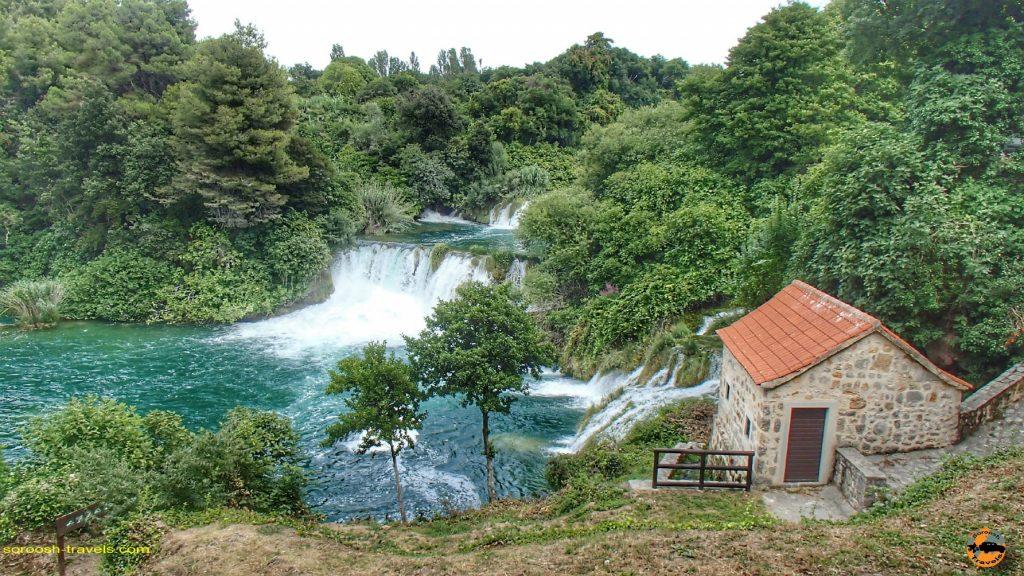 پارک ملی کرِکا در کرواسی – ۲۵ تیر ۱۳۹۷