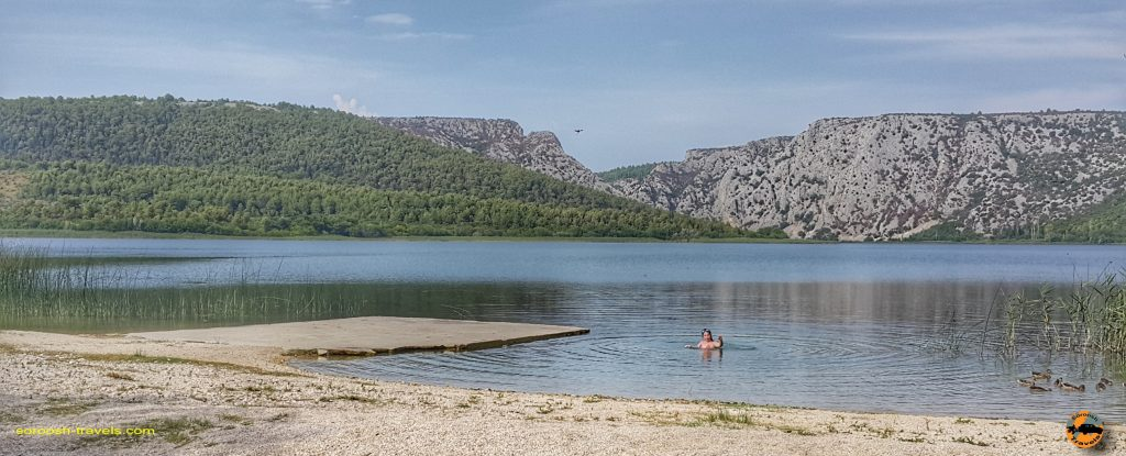 پارک ملی کرِکا در کرواسی