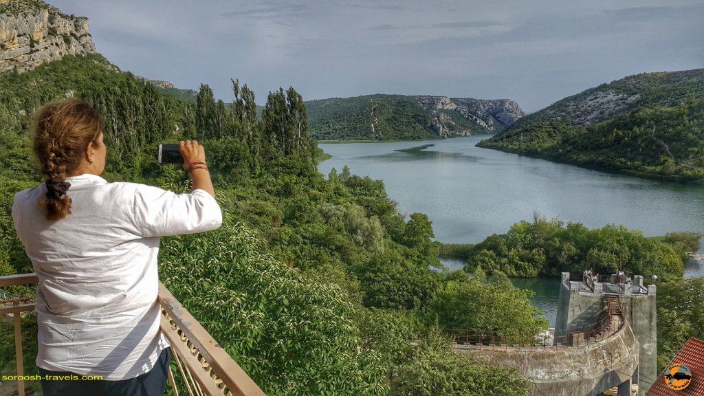 زیباییهای خیره کننده پارک ملی کرِکا در کرواسی – ۲۵ تیر ۱۳۹۷