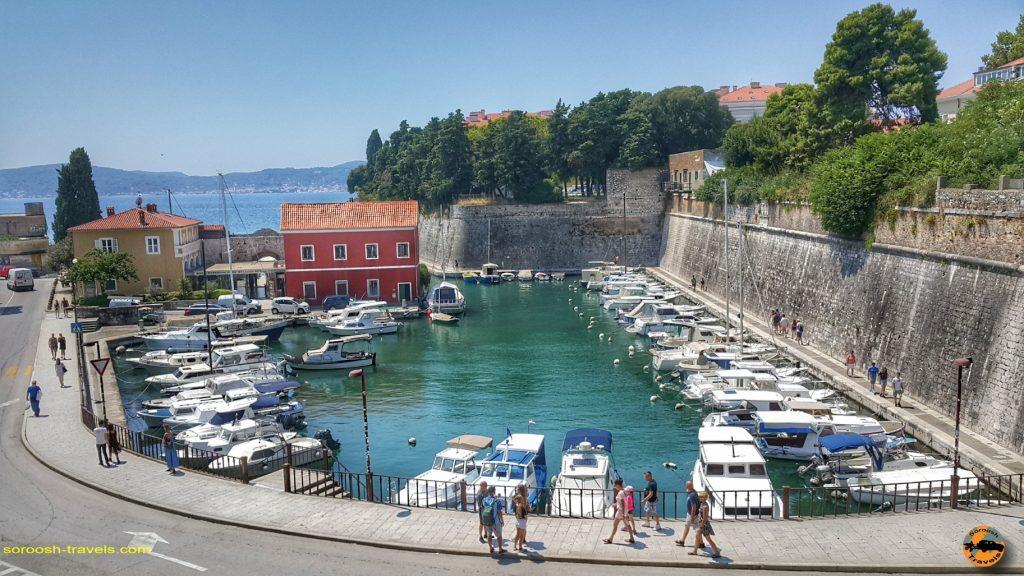 شهر زادار در کرواسی – ۲۷ تیر ۱۳۹۷
