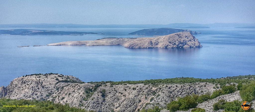 زادار تا ایکا - سواحل دریای آدریاتیک