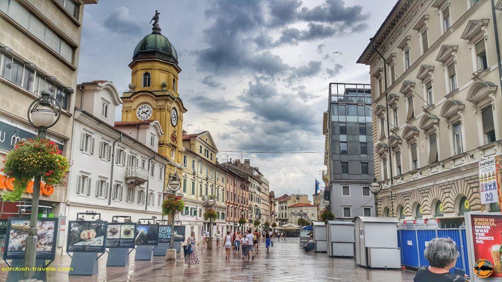 ری یکا در کرواسی – ۳۰ تیر ۱۳۹۷