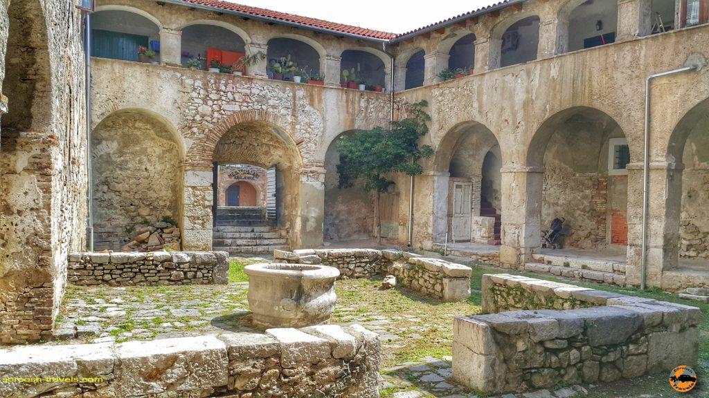 قلعه شهر ری یکا Rijeka در کرواسی