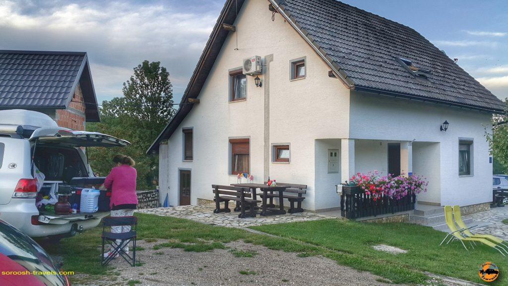 اقامتگاه در پلیت ویچه