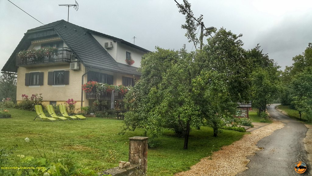 محل اقامت در پلیت ویچه
