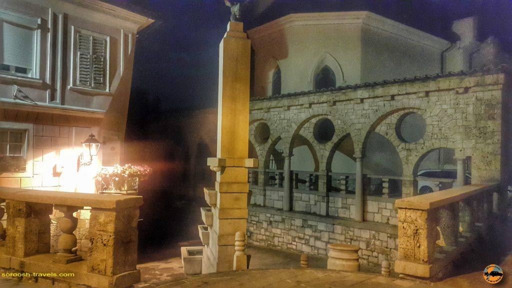 روستای تاریخی Kranj در اسلوونی
