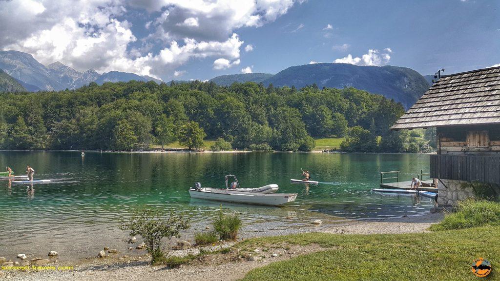 دریاچه بوخین در اسلوانی - تابستان 1397