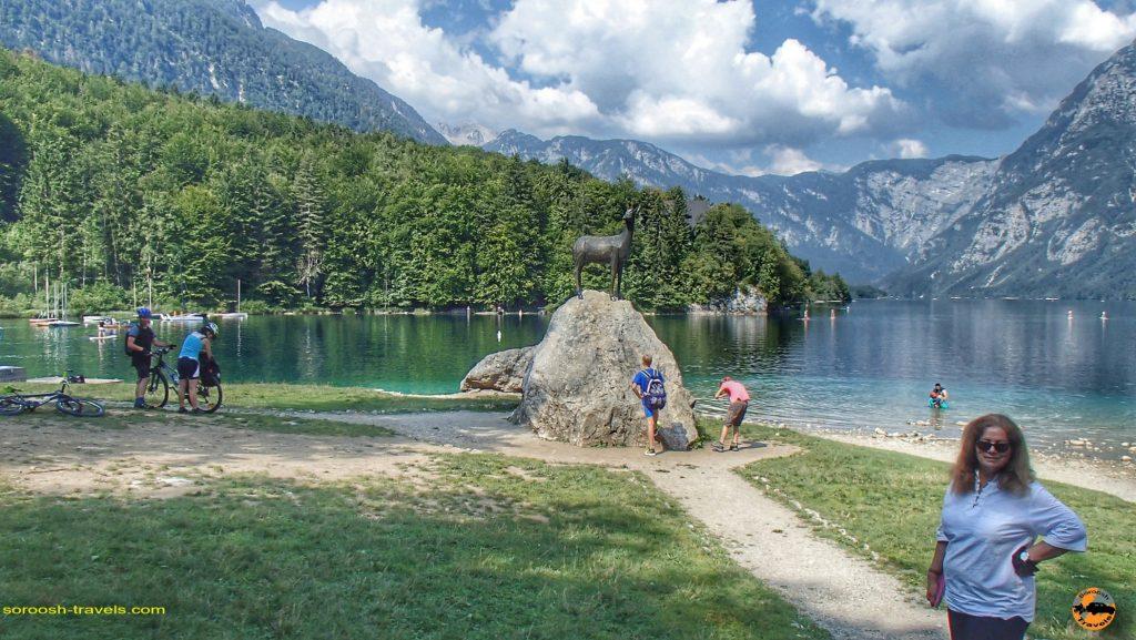 شهر بِلِد و دریاچه زیبای بوخین Bohinj در اسلوانی – ۸ مرداد ۱۳۹۷