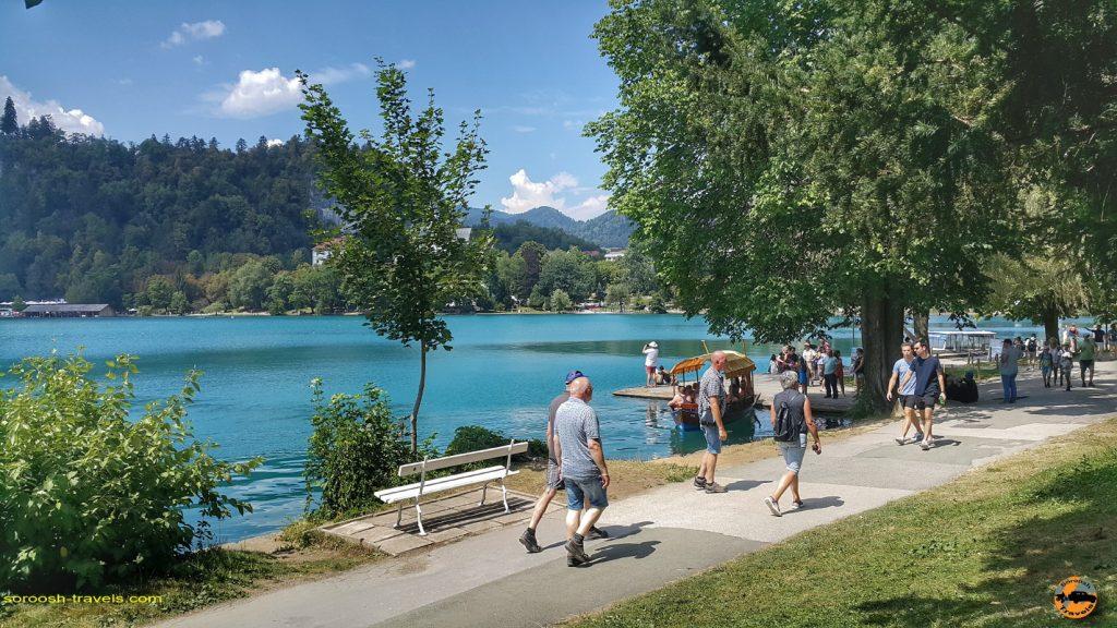 شهر بلد Bled در اسلوانی - تابستان 1397