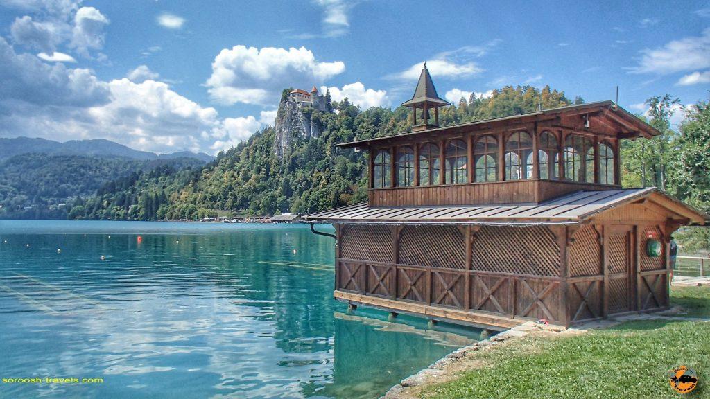 شهر زیبای بِلِد Bled در اسلوانی – ۸ مرداد ۱۳۹۷