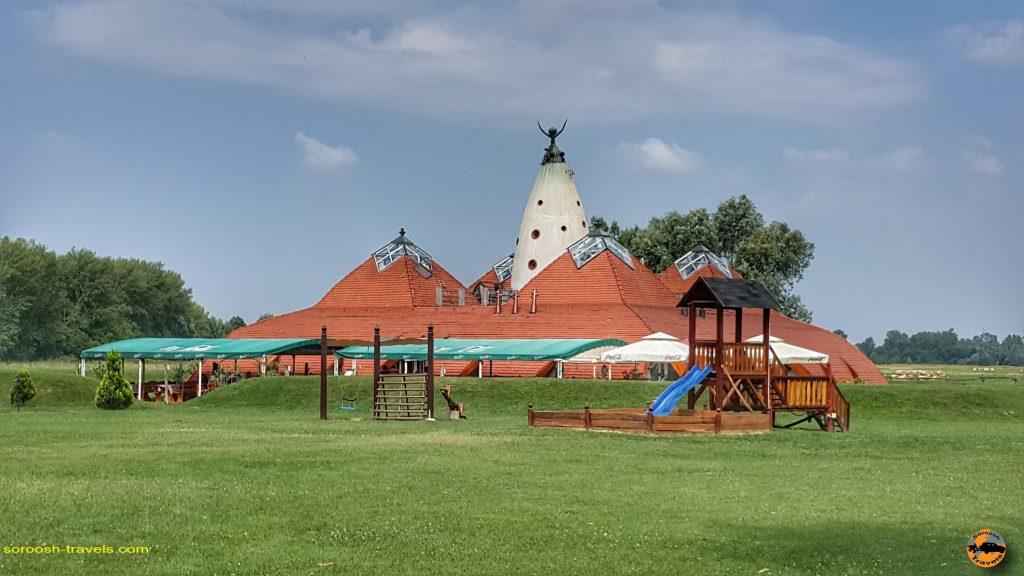 اسلوانی به مجارستان - تابستان 1397