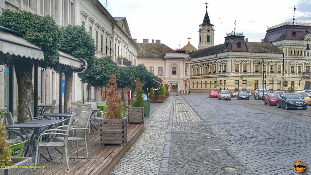 شهر بایا در مجارستان - تابستان 1397