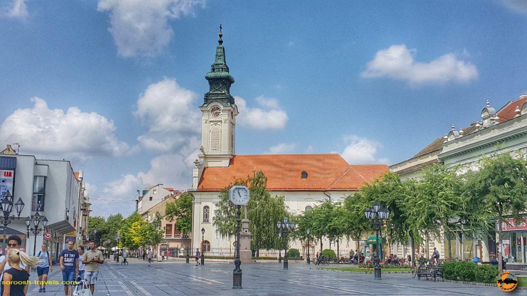 شهر سومبور در صربستان - تابستان 1397
