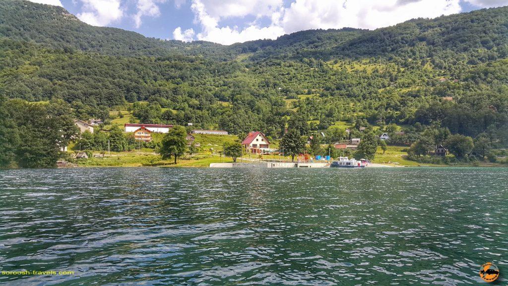 دریاچه پیوسکو Pivsko یا Piva