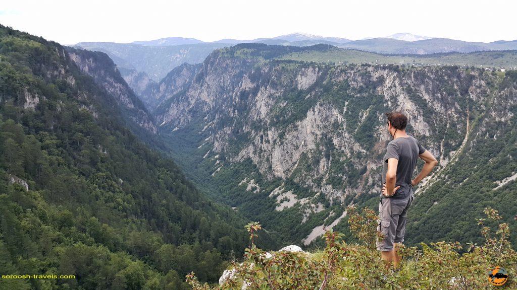 پارک ملی دورمیتور در مونته نگرو