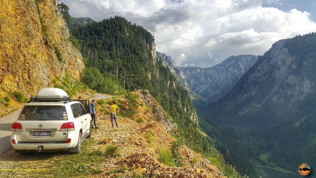 پارک ملی دورمیتور - مونته نگرو