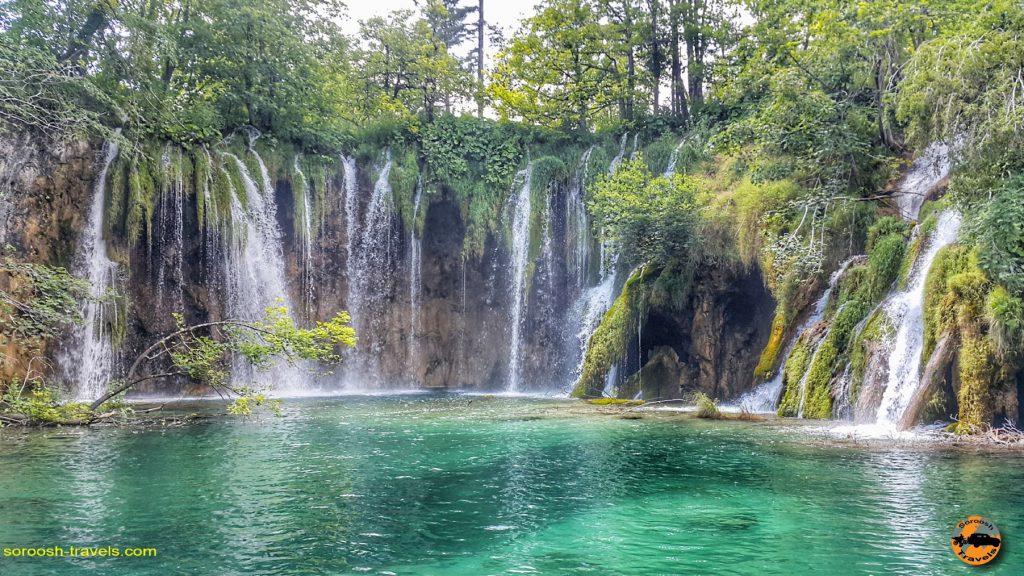 آبشارهای پلیت ویچه
