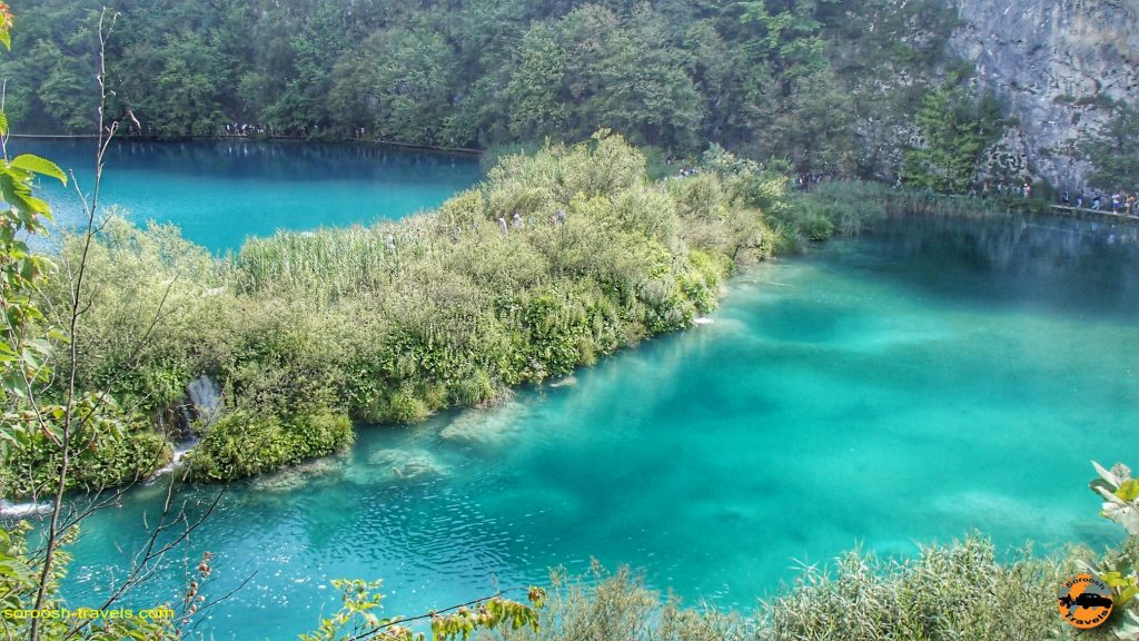 دریاچه های پلیت ویتسه