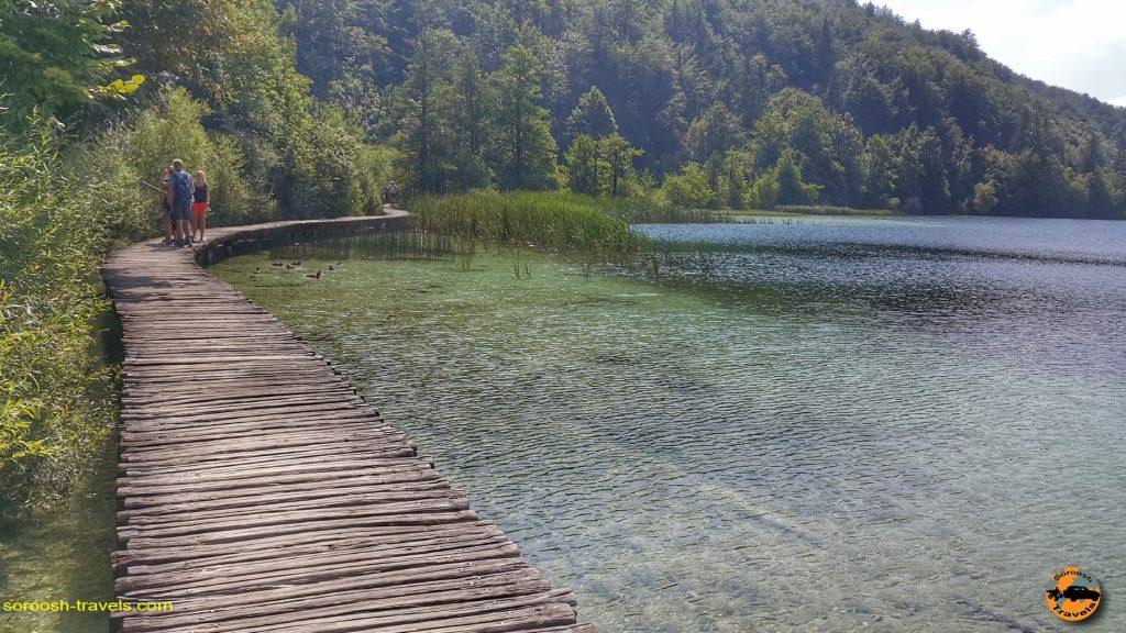 مجموعه آبشارهای پلیت ویچه در کرواسی – ۱ و ۲ مرداد ۱۳۹۷