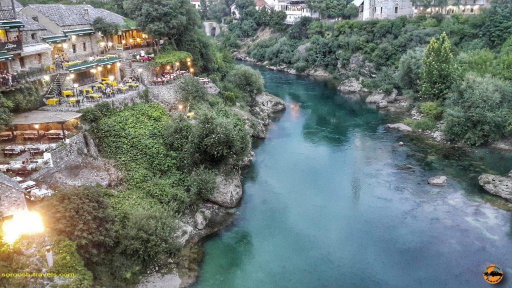 شهر زیبای موستار، بوسنی هرزگوین – ۱۹ تیر ۱۳۹۷