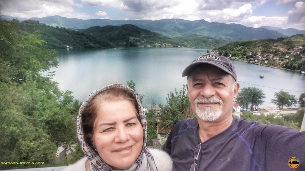 مسیر بین سارایوو تا موستار