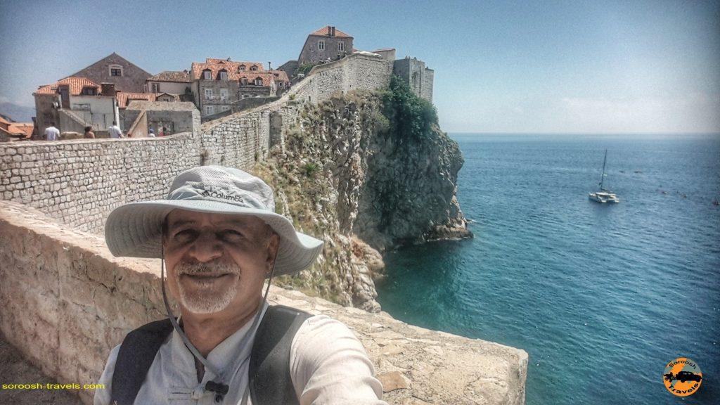 قلعه بسیار زیبای دوبرونیک