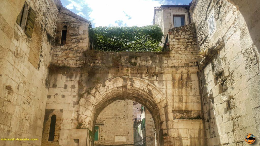 شهر اسپلیت در کرواسی