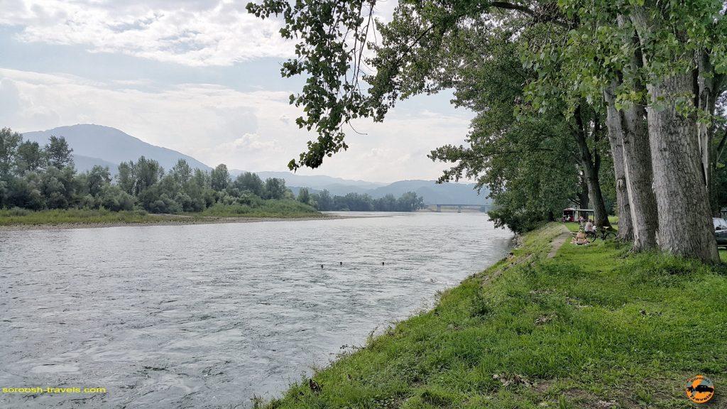 درینا صربستان - تابستان 1397