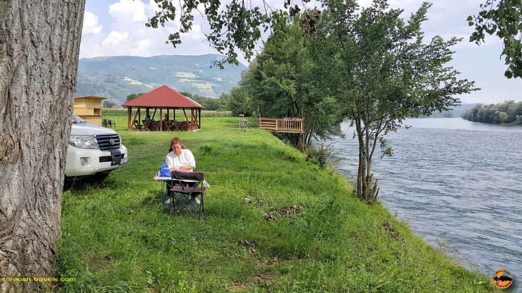 از نوی ساد تا پارک ملی تارا در صربستان – ۱۳ مرداد ۱۳۹۷