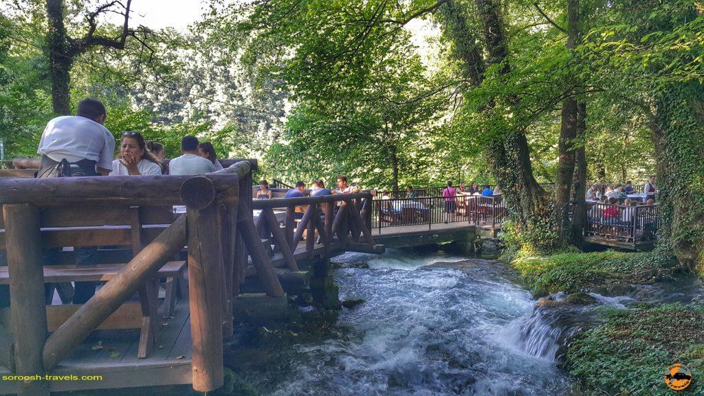 گردشگاههای پارک ملی تارا در صربستان - تابستان 1397