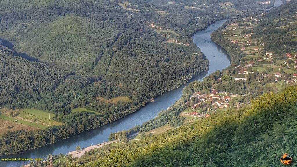 رودخانه های پارک ملی تارا در صربستان - تابستان 1397