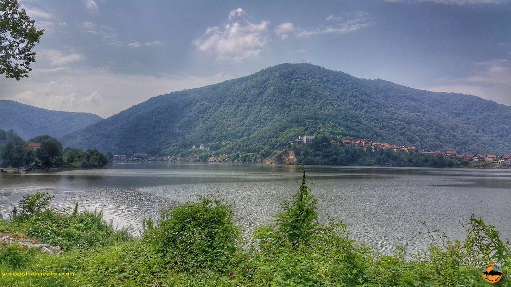 رودخانه درینا در صربستان - تابستان 1397