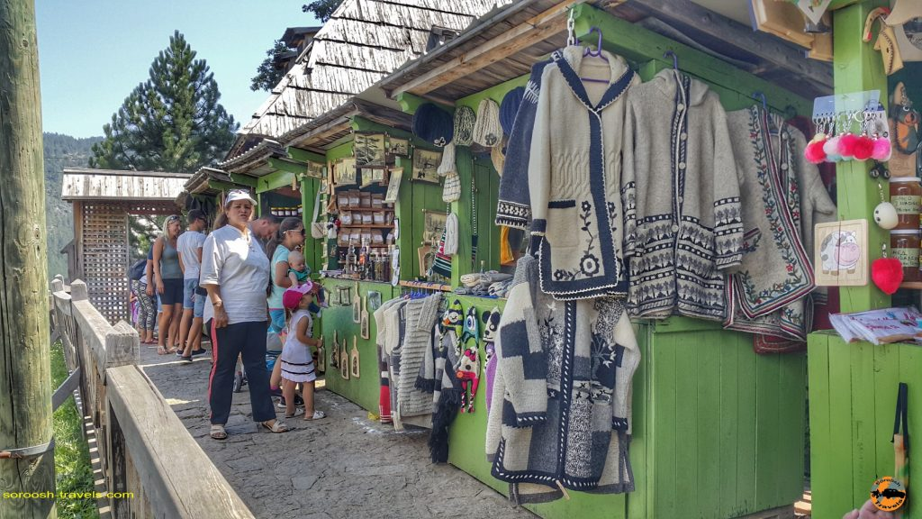 صنایع دستی صربستان - تابستان 1397