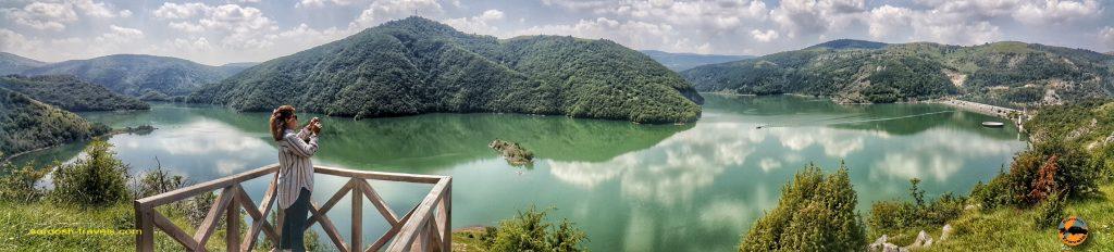 قسمتهای دیگری از رودخانه زیبای یوواچ در صربستان – ۱۶ مرداد ۱۳۹۷