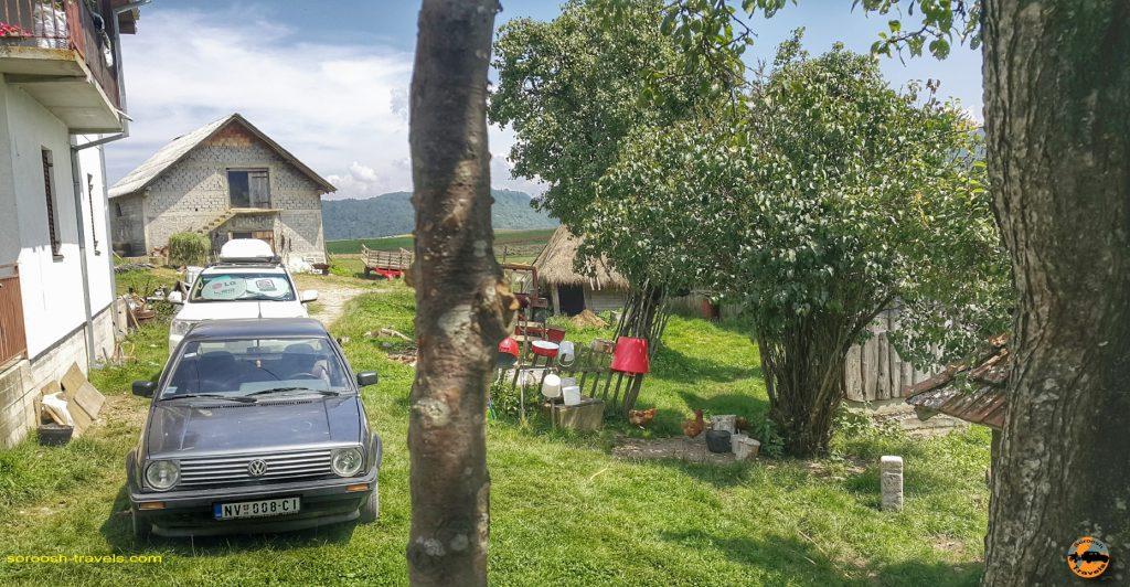 روستاهای صربستان - تابستان 1397