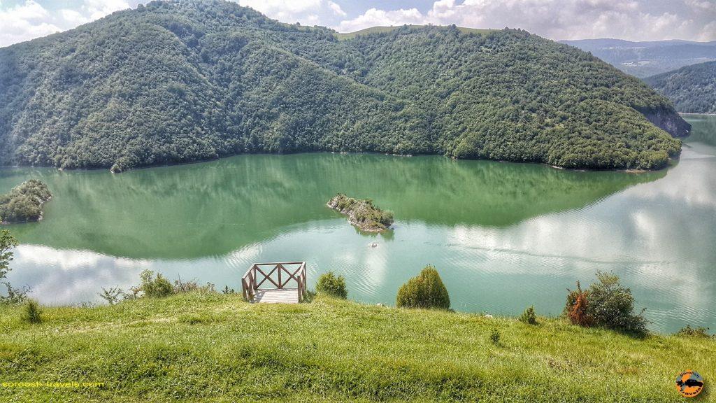 رودخانه اوواچ - صربستان - تابستان 1397