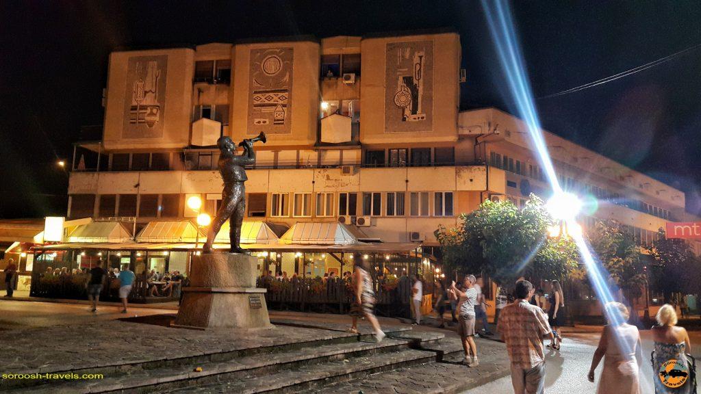 فستیوال گوچا، صربستان –  ۱۷ و ۱۸ مرداد ۱۳۹۷