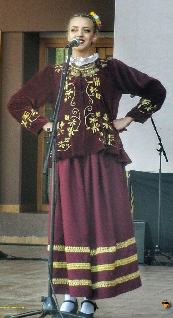 آوازهای سنتی در شهر گوچا - صربستان - تابستان 1397