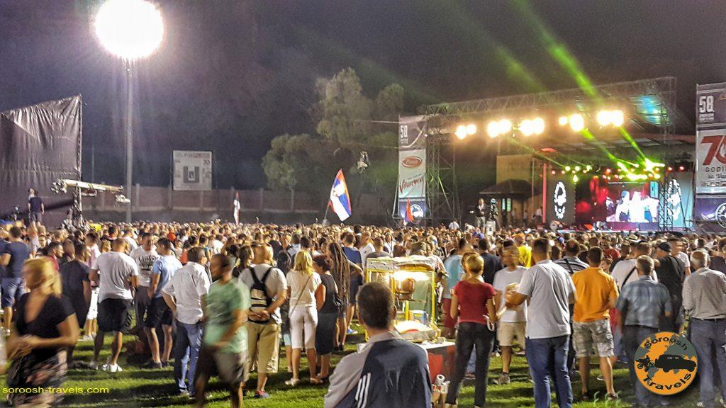 بزرگترین فستیوال ترومپت دنیا در گوچا، صربستان –  ۲۰ مرداد ۱۳۹۷