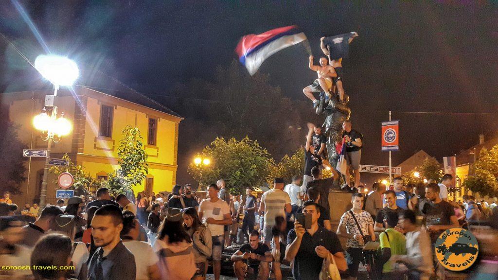 فستیوال گوچا - صربستان - تابستان 1397