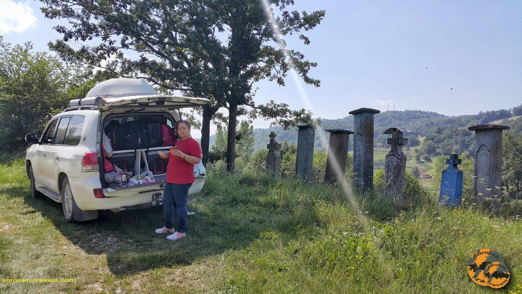 از گوچا در صربستان تا پِیا در کوزوو –  ۲۱ مرداد ۱۳۹۷