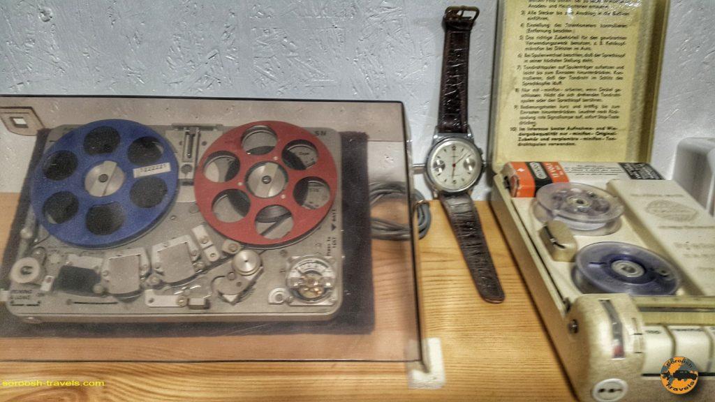 موزه ضبط مغناطیسی - مجارستان - تابستان 1397