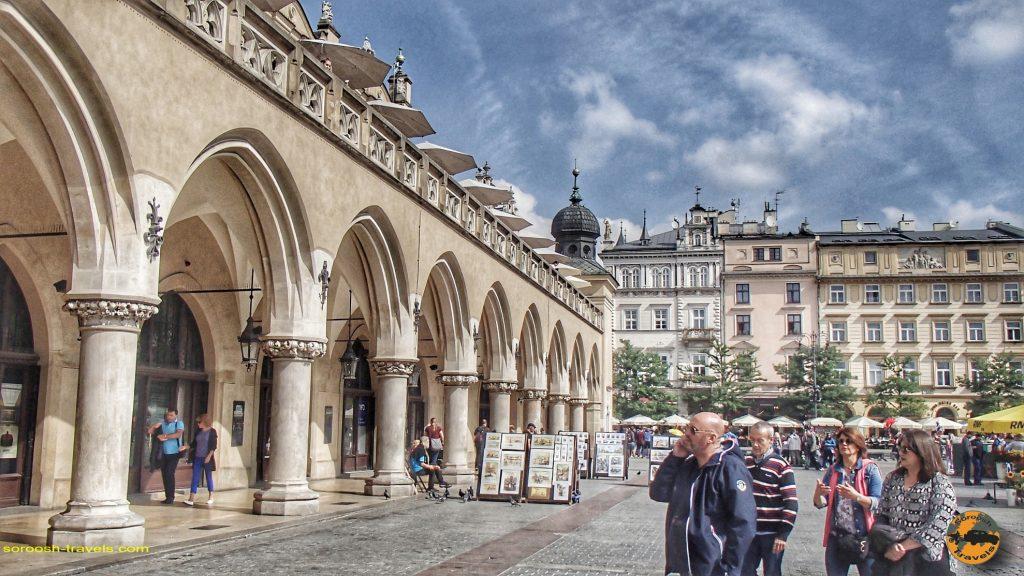 شهر زیبای کراکوف ، لهستان –  ۵ شهریور ۱۳۹۷