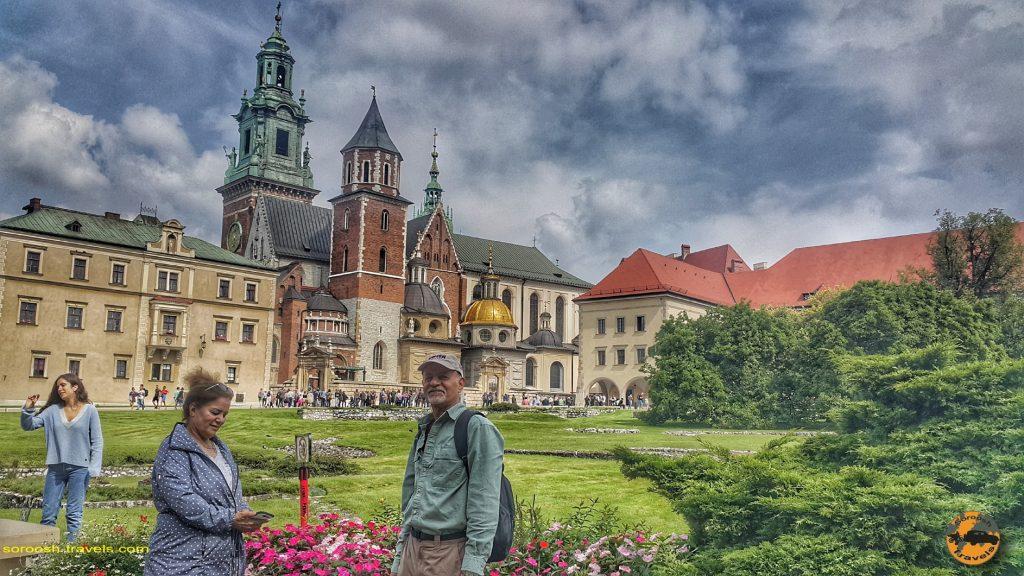 شهر کراکوف ، لهستان –  ۵ شهریور ۱۳۹۷