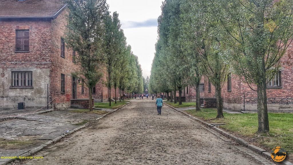 زندان آشویتس - تابستان 1397