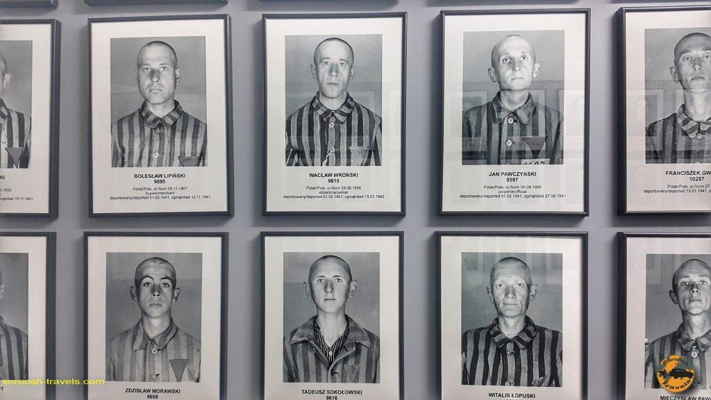 جنایت نازیها - زندان آشویتس - تابستان 1397