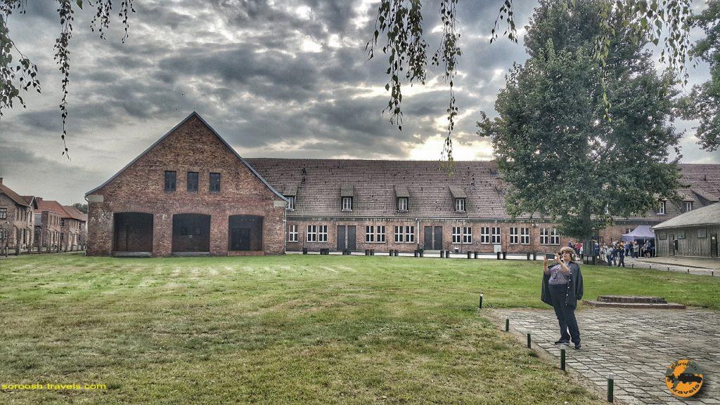 بازداشتگاه مخوف آشویتس، لهستان –  ۶ شهریور ۱۳۹۷